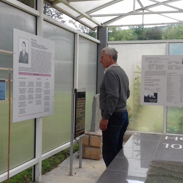 50.výročie oficiálneho zániku  Horných Opatoviec
