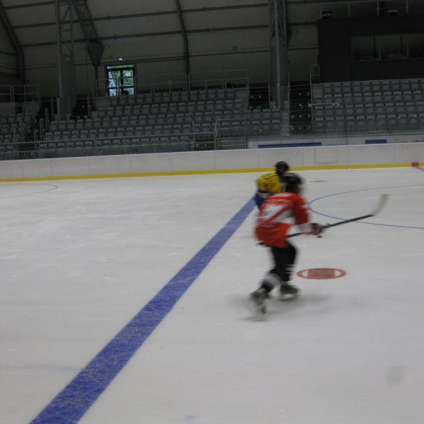 Hokejový klub Sport Trend začal mix tréningom