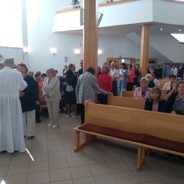 Slávnostná Hodová omša v Kostole Sedembolestnej Panny Márie