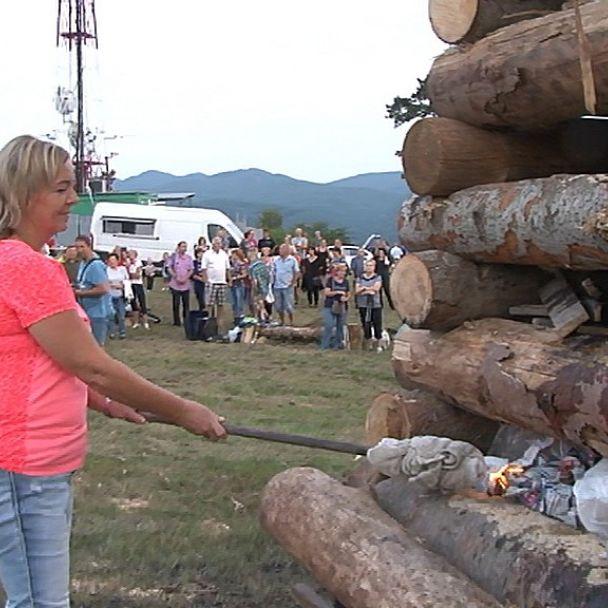 Oslavy 75.výročia SNP na Šibeničnom vrchu