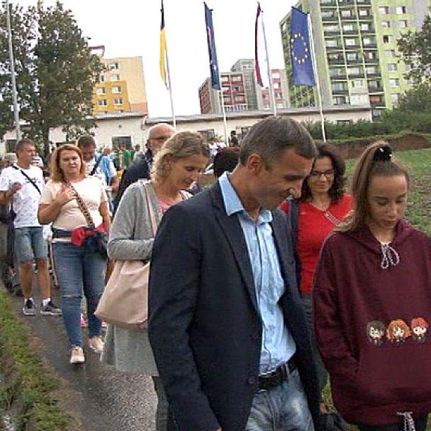 Otvorenie Slovalco arény