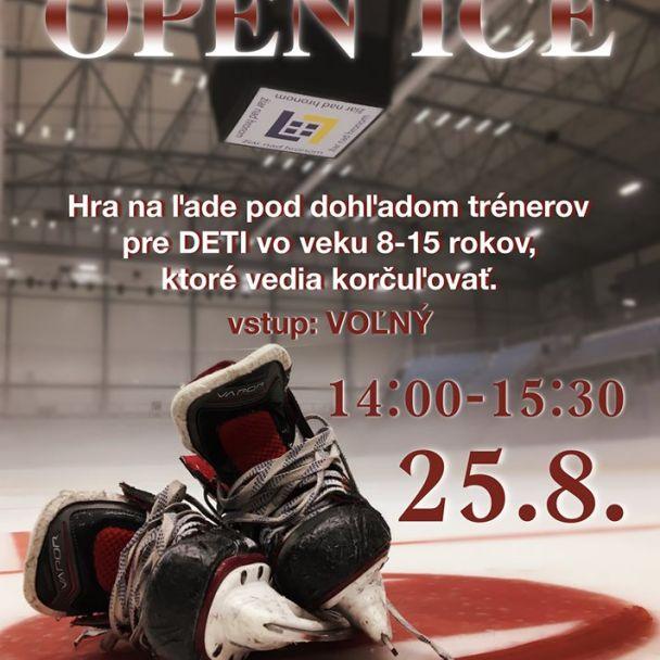 Korčuľovanie pre Žiarčanov týždeň zadarmo