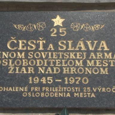 75.výročie oslobodenia mesta od fašistov