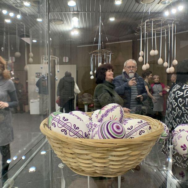 výstava kraslíc