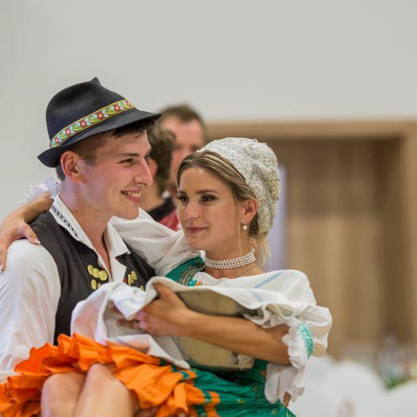 Svadba v rodine poslankyne Gabriely Hajdóniovej