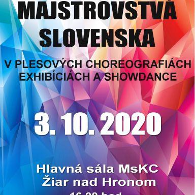 MS plesové choreografie v MsKC ZH