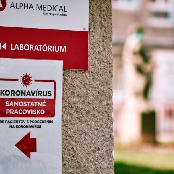 Žiarska nemocnica testuje na COVID 19