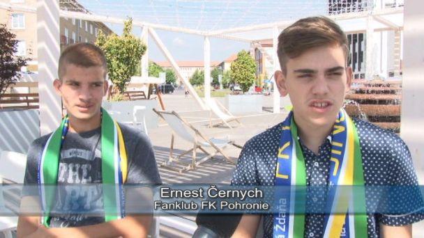 FK Pohronie má vlastný FANKLUB
