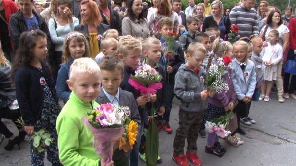 Primátor na Jednotke otvoril nový školský rok