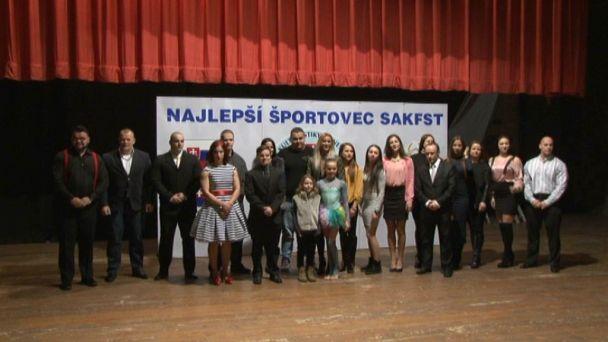 Najlepší športovci SAKFST v Žiari