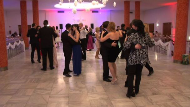 Ples Pedagogickej a sociálnej akadémie v Žiari