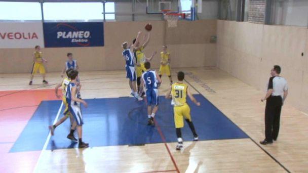 Basketbalisti Dva zápasy, dve výhry