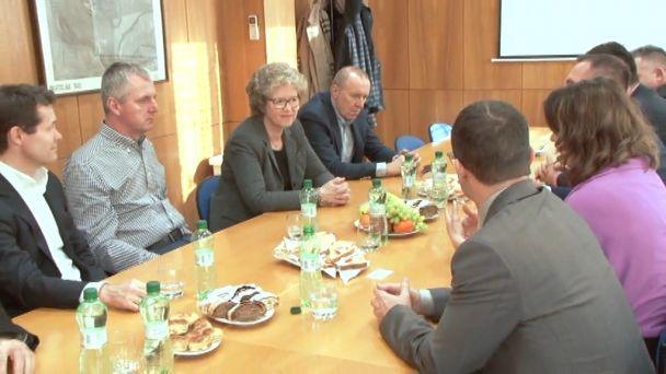 Prezidentka divizie Primary Metal Hydro Hilde Merete Aasheim na Slovalcu