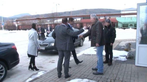 Minister životného prostredia na návšteve Žiaru