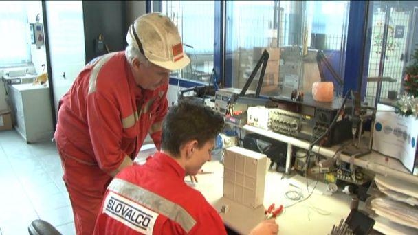 Slovalco spolupracuje so žiarskou technickou školou