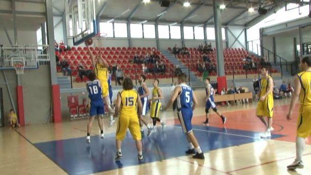 Aj proti Trnave víťazstvo basketbalistov Žiaru