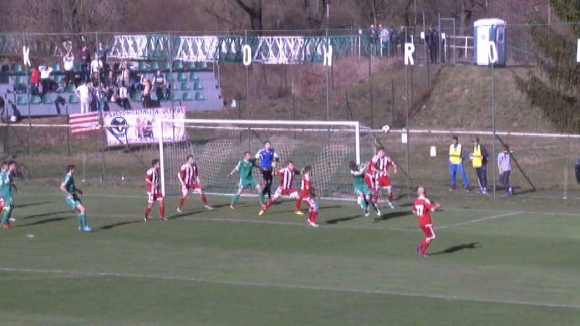 FK Pohronie sa zachránilo