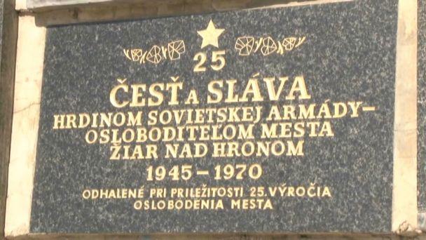 72.výročie oslobodenia Žiaru od nemeckých fašistov