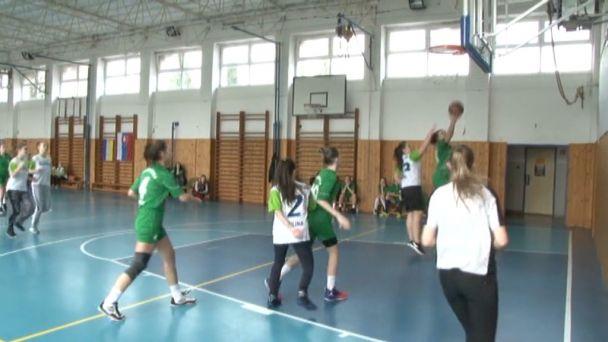 Školské Majstrovstvá Slovenska v basketbale dievčat