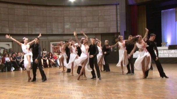 BK: MS v plesových choreografiách 2017