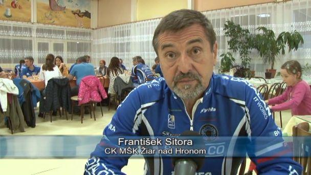 Žiarski cyklisti uzavreli cestnú časť sezóny 2.časť