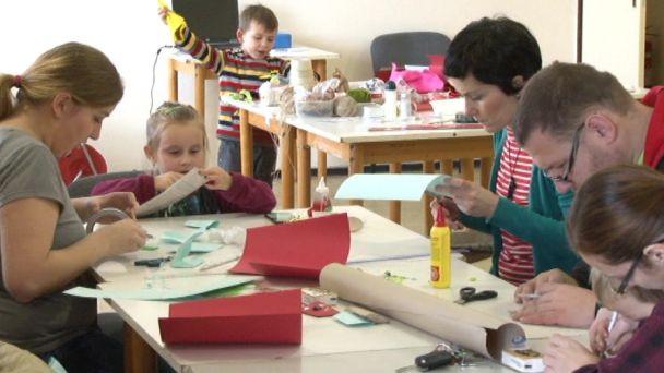 Pripravte sa na Vianoce spolu s deťmi