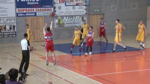 Muži Basketbalového klubu zdolali druhý krát Prešov