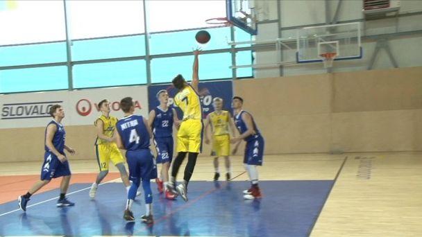 Žiarsky basketbaloví kadeti odohrali dobrý zápas s Nitrou