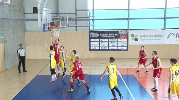 V nedeľu 28.januára bojovali žiarski basketbalisti proti Seredi