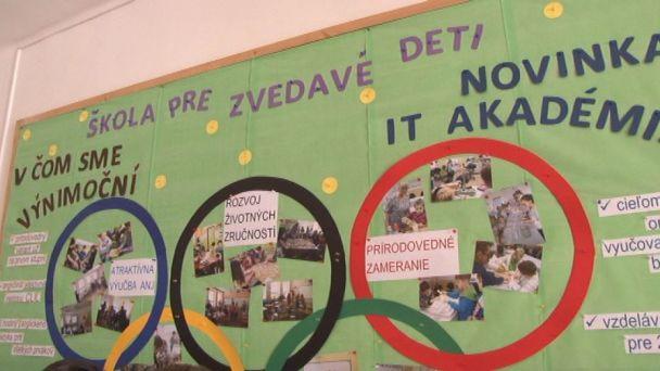 Žiaci Jednotky boli úspešní na olympiádach