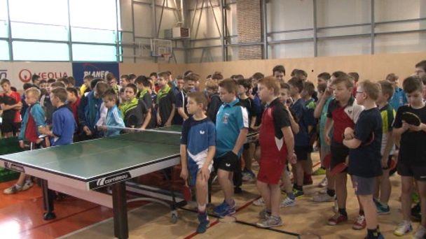 Slovenský pohár v stolnom tenise bol v Žiari