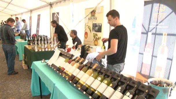 Víno vparku