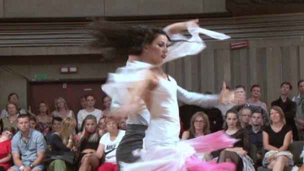 MS v plesových choreografiách už tradične v Žiari