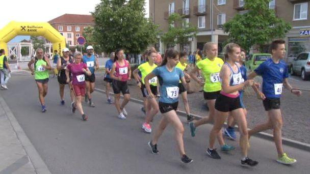 Žiarske chodecké preteky 2018