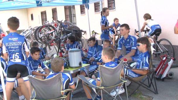 Slovenský pohár v cyklistike - časovka O pohár primátora Žiaru