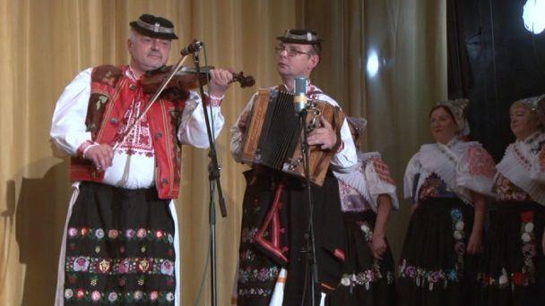 Žiarski seniori na speváckej prehliadke
