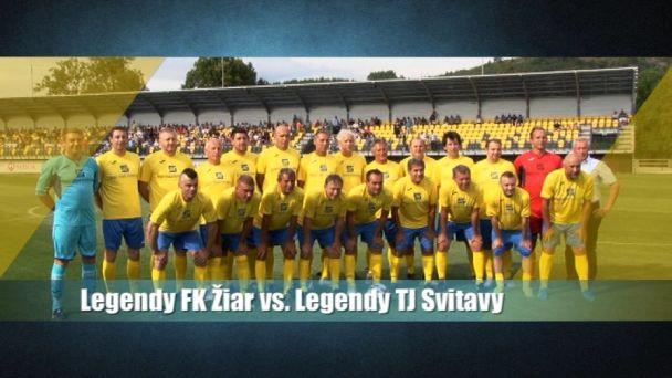 Slovensko vs. česko  - Žiar vs. Svitavy