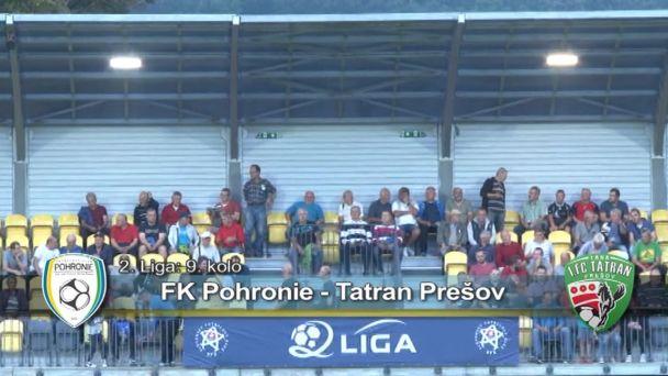FK Pohronie vs. Prešov