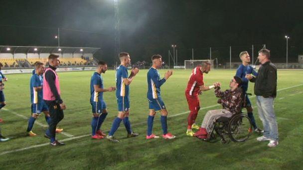 FK Pohronie vs. FK Poprad