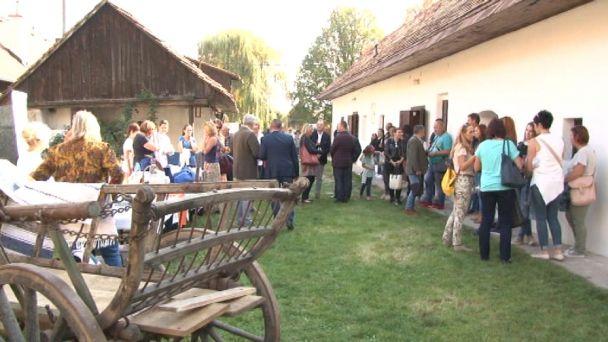 Počas jarmoku sa diali veci vo Svätokrížskom dome