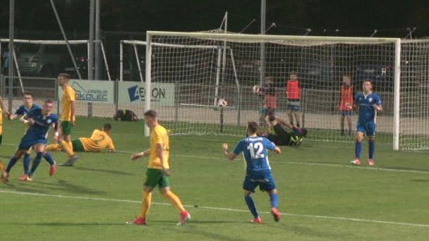 Po zápase FK Pohronie a Žiliny zožali naši búrlivé ovácie