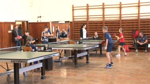 Stolní tenisti sa stretli v Žiari