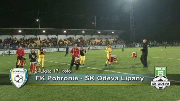 FK Pohronie vs. Lipany