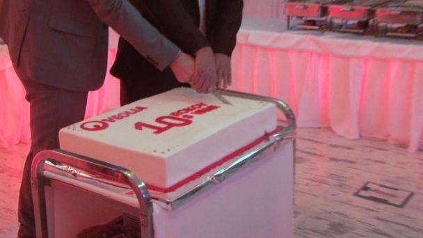 Žiarska VEOLIA  oslávila 10 rokov