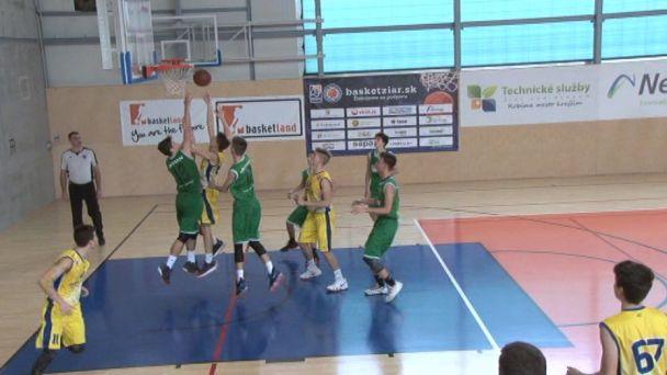 BK MŠK Žiar vs. Abovia 96 Košice