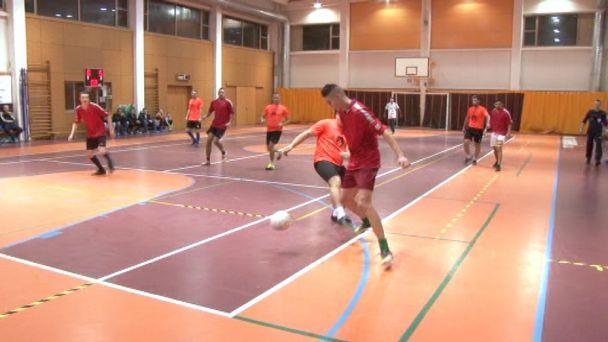 Futsal v Žiari: Zimná liga