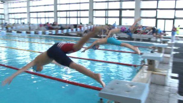Vianočné plavecké preteky