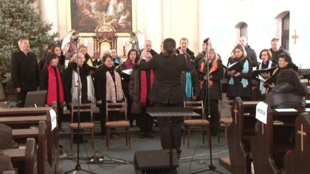 Adventný operný koncert v Žiari