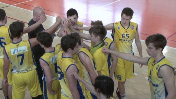 Basketbal: Žiar vs. Spišská Nová Ves