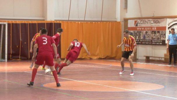 Futsal: Poznáme finálovú štvorku